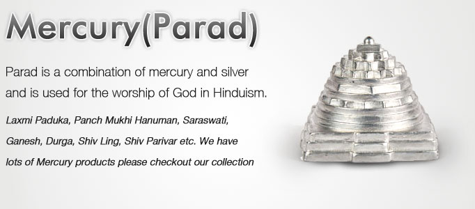 Mercury(Parad) products